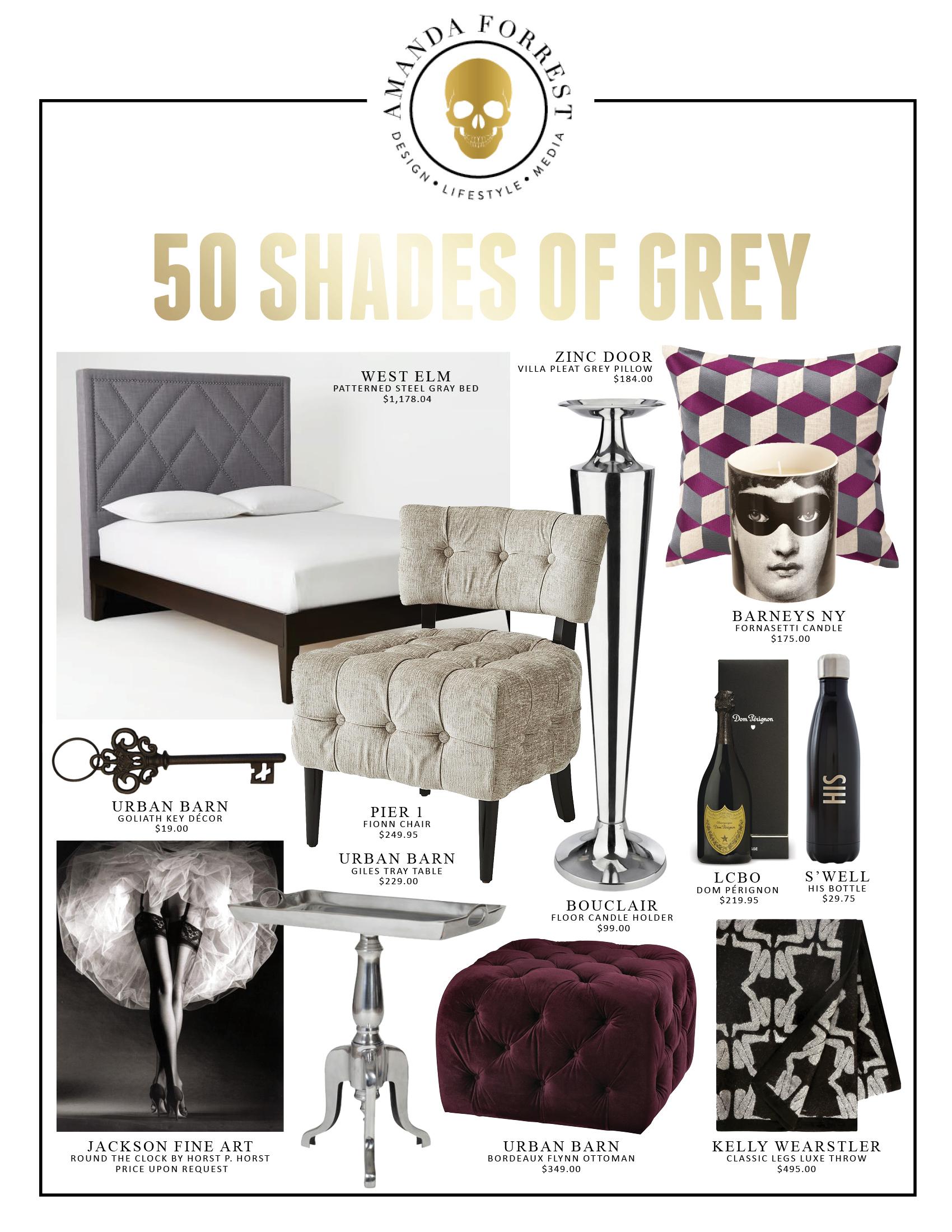 50 shades of grey - blog