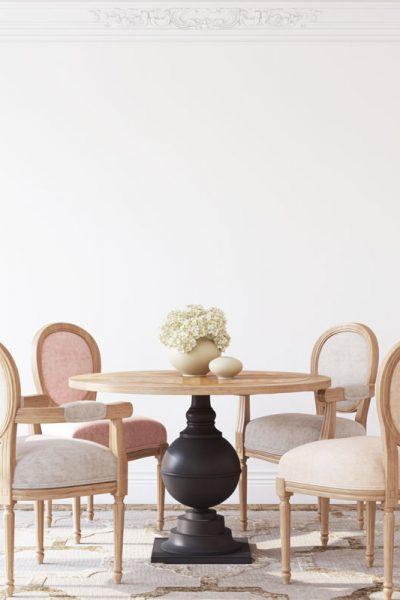 Dining-room glow